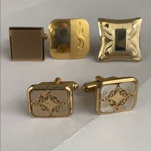 Other - Lot of 5 cuff links